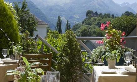 Saint-Savin: 1 a 3 noches en habitación standard o superior con opción a desayuno y 1 cena en Le Viscos Hôtel Restaurant