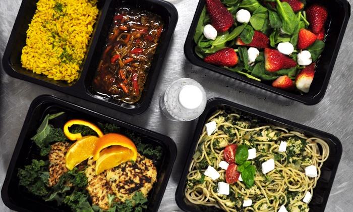 Catering Dietetyczny Z Dostawa Slimpack Groupon