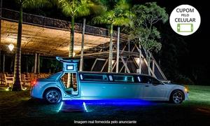 Paris Vegas Limousines: Paris Vegas Limousines: festa infantil, teen ou adulto para7 pessoas (opções com e sem drink)