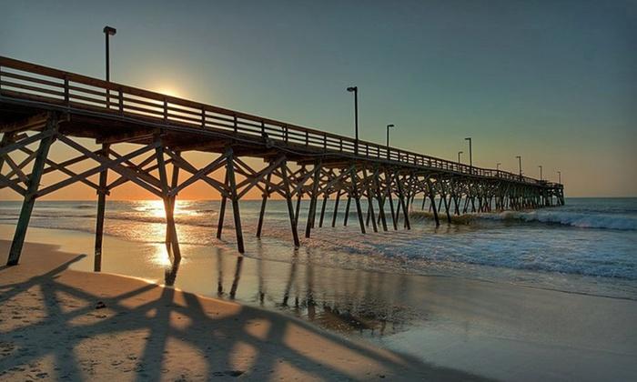 Surfside Beach Resort - Surfside Beach, SC: One-Night Stay at Surfside Beach Resort in Surfside Beach, SC