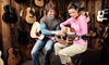 Hemphill Music - Los Angeles: $69 for Four 30-Minute Private Guitar Lessons from Hemphill Music ($180 Value)