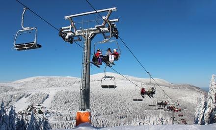 Czechy: całodniowy skipass