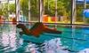 3 Stunden Schwimmen und Sauna
