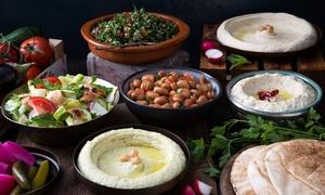 Restaurante Aljaima: Menú árabe para 2 o 4 con entrante, principal, postre o té y bebida desde 19,90 € en Restaurante Aljaima