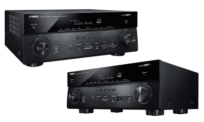 Up To 21% Off on Yamaha AV Receiver (Refurb) | Groupon Goods