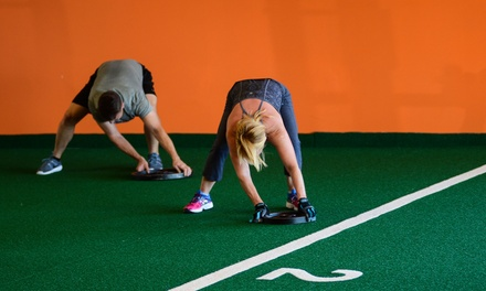 Five Classes or One Month Unlimited Training at Syphus Training (Up to 61% Off)