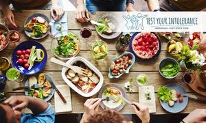 Test Your Intolerance: Intoleranz- und Nahrungstest per Haarprobe für 1 Person von Test Your Intolerance (39% sparen*)