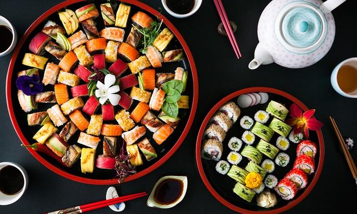 Smakowite Sushi I Zupy Kaiseki Sushi Bar Restaurant Groupon