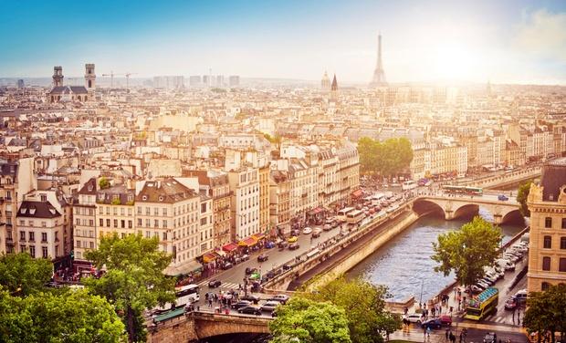 Voyage Groupon France avec réduction de 30 à 60 %