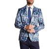 Suslo Couture Men's Slim-Fit Sport Coat (Size L)