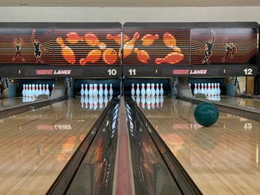 Two Hours of Bowling and Shoe Rental for Two, Four, or Six Guests at Gameday Lanes (Up to 44% Off)