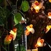 Honey Bee Solar Garden Lights