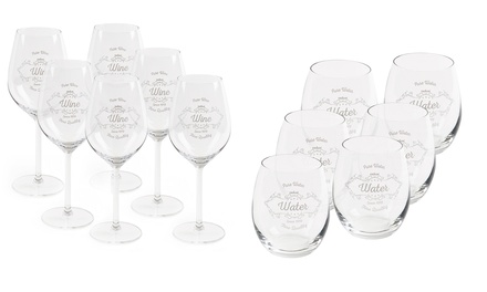 Bicchieri e calici Excelsa