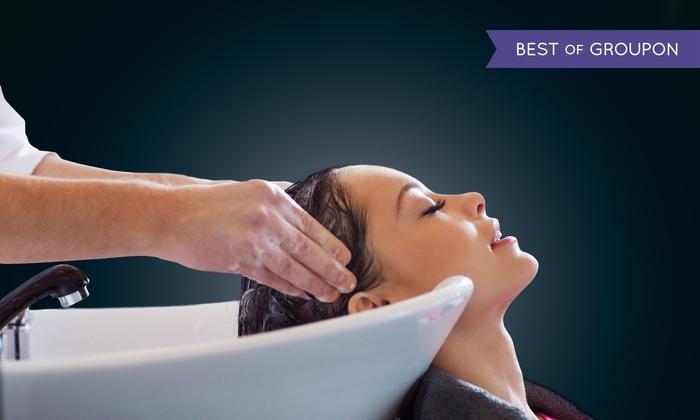 Selfology Spa - Fairview: C$66 for a Head Spa Treatment and Haircut at Selfology Spa (C$135 Value)