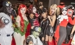 Florida Fandomania: Comic-Pop-Culture & Anime Convention with Anti-Bullying Benefit Concert at FL Fandomania on June 17–19 (36% Off)