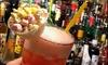 Cocktails und Nachos