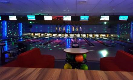 Twee uur bowlen voor 4 of 6 personen inclusief hoofdgerecht bij Bowling IJsselmonde in Rotterdam