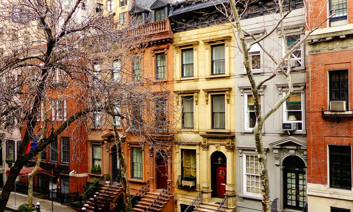 Manhattan B&B in Vintage Townhouse