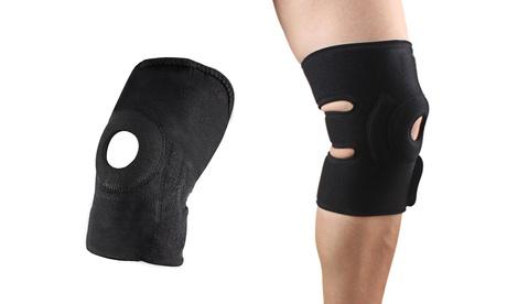 Faja de compresión para la rodilla