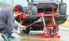 Pro Lift Lawnmower Jack Lift: Pro Lift Lawnmower Jack Lift