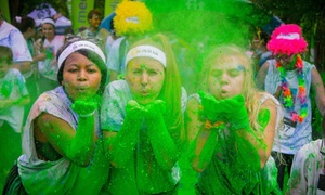Sportsvendo: One Ticket for R189 to The Color Run Port Elizabeth (24% Off)