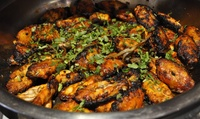 Indian Buffet with Free-Flowing Soft Drinks for Two at Lal Haveli Restaurant