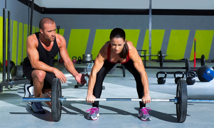 Point Target Fitness - Brea-Olinda: Private or Semi-Private Training Classes (Up to 79% Off)