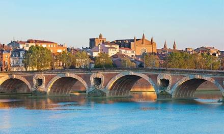 Toulouse: estancia en habitación doble para 2 personas con opción desayuno y cena en Hotel le Clocher de Rodez