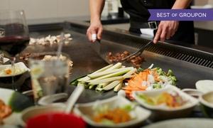 Up to 50% Off Sushi and Japanese Food at Banzi Hibachi at Banzai Hibachi, plus 9.0% Cash Back from Ebates.