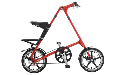 STRiDA LT Red Folding Bicycle