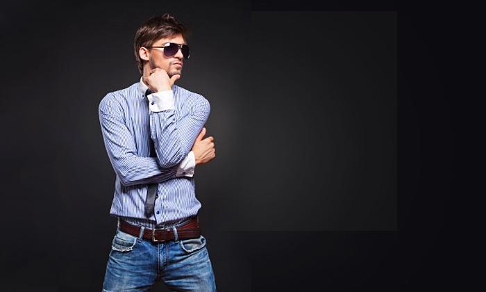 FranzvonBrandt Maßanfertigung - FranzvonBrandt Maßanfertigung: Herrenhemd nach Maß aus feinsten Stoffen inkl. Beratung von FranzvonBrandt Maßanfertigung (51% sparen*)