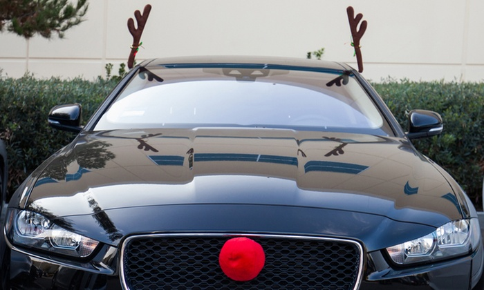 Up To 67% Off on Christmas Car Costume   Groupon Goods