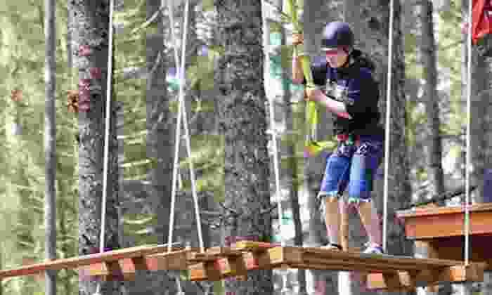 Camp Dakota Camping & Adventures - Camp Dakota: Four Outdoor Adventure Activities for One, Two, or Four at Camp Dakota Camping & Adventures (Up to 51% Off)