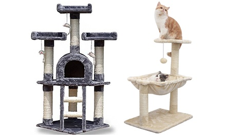 Tiragraffi per gatti disponibili in 2 modelli