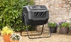 Rotating 160-Litre Composter With Free Delivery