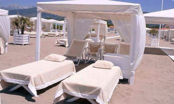 Bagno forte beach a forte dei marmi provincia di lucca groupon - Bagno alcione forte dei marmi prezzi ...