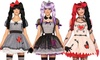 Leg Avenue Women's Creepy Doll Costumes (2-, 3-, or 5-Piece)