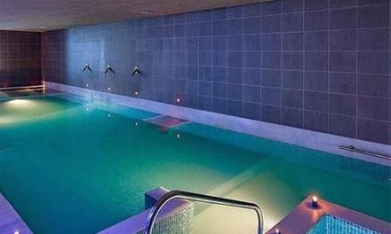 Circuito termal para 2 con opción a masaje y/o bufé libre en Balneario Areatza 2 (hasta 60% de descuento)