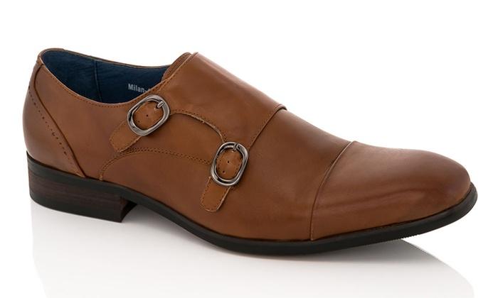 Adolfo Couture Milan Men's Dress Shoes