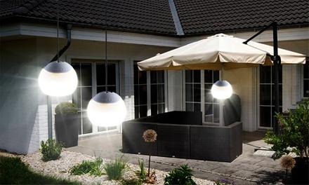1 o 2 set di 2 lampade flessibili da appendere