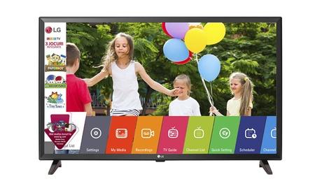 """Televisor LG de 32"""" 32LJ510U HD Ready con envío gratuito"""