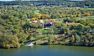 Eagle Ridge Resort & Spa: Stay at Eagle Ridge Resort & Spa in Galena, IL. Dates into November.
