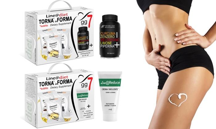 programma alimentare di 7 giorni per perdere peso in australia