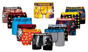 Pack 6/12 Boxers Freegun