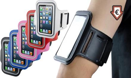 Fasce da braccio per ipod e iphone groupon - Porta ipod da braccio ...
