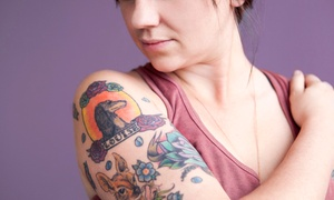Art & Soul Tattoo and Gallery: Tattooing at Art & Soul Tattoo and Gallery (Up to 51% Off). Three Options Available.