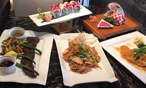 $14 For $30 Worth Of Thai And Japanese Food At Thai Moon By The Sea