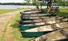 Up to 54% Off River Kayaking or Canoeing