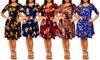Women's T-Shirt Dress with Pockets