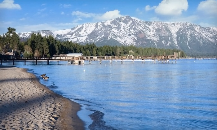 Two-Night Vacation Rental - South Lake Tahoe: Two-Night Stay in a Vacation Rental Property from RedAwning in South Lake Tahoe, CA